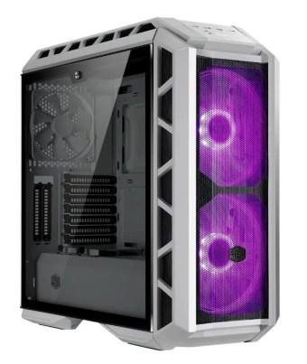 Cooler Master MasterCase H500P Mesh White (2)