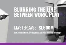 Cooler Master MasterCase SL600M Featured