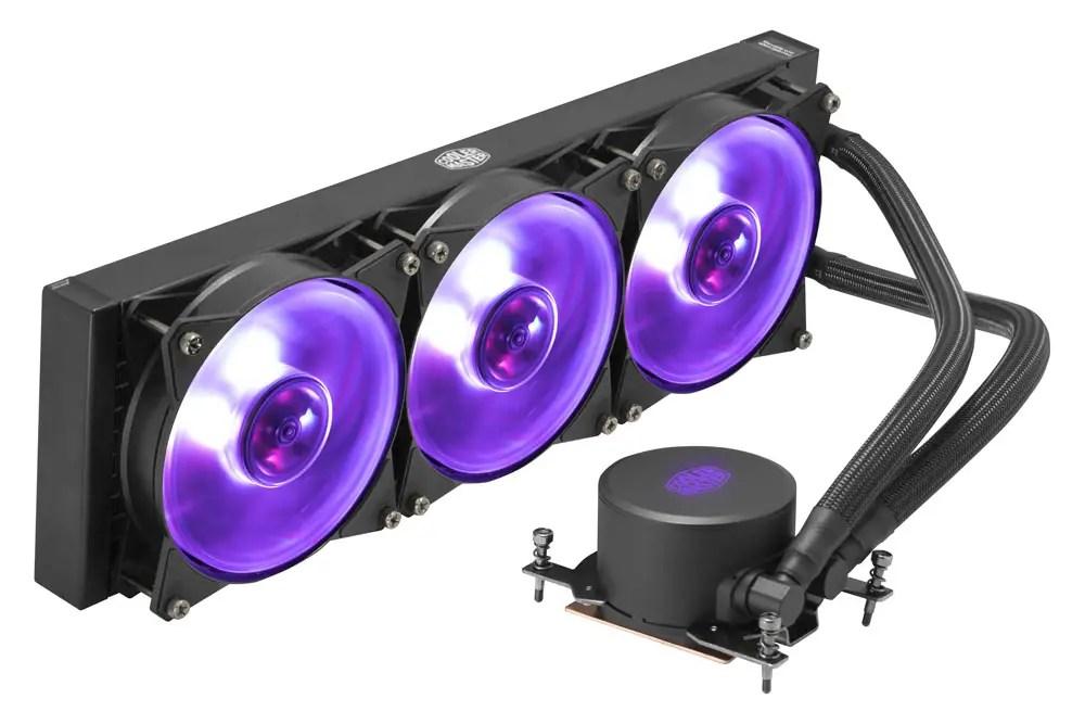Cooler Master MasterLiquid ML360 RGB TR4