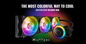 Cooler Master MasterLiquid ML360R ARGB Featured