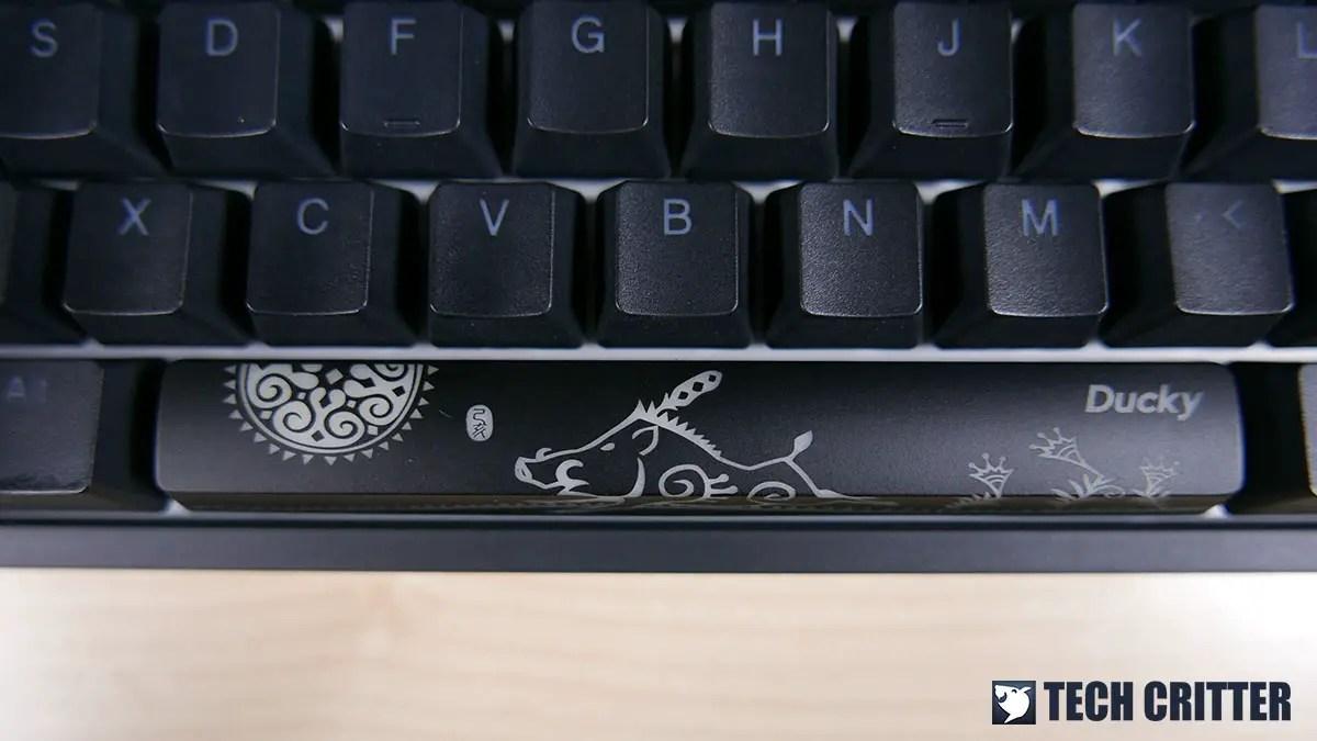 Ducky One 2 RGB TKL Mechanical Keyboard Review