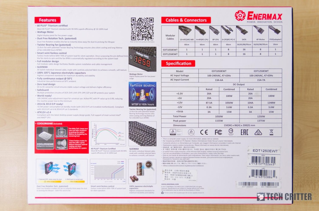 Enermax MaxTytan 1250W (1)