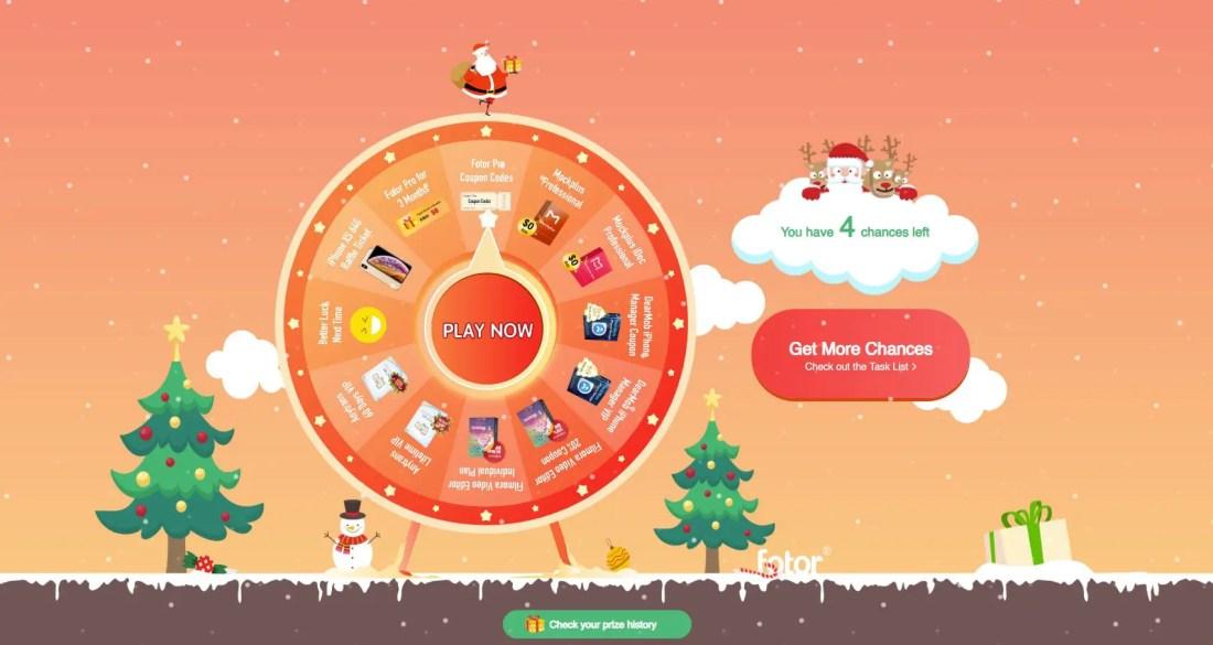 Make Impressive Christmas Social Media Graphics with Fotor 3