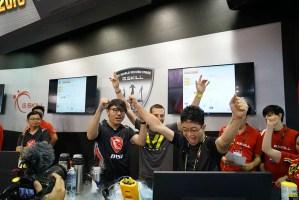 G.skill 13 world record overclock computex 2018 MSI