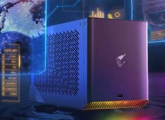 GIGABYTE AORUS RTX 2080 Ti Gaming Box Featured