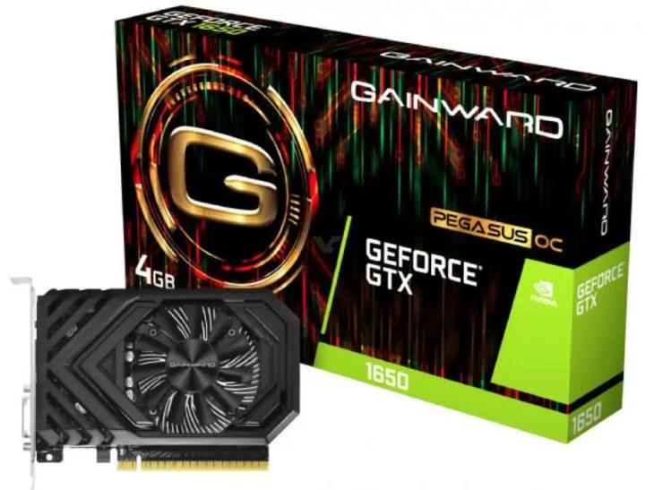 Gainward GTX 1650 Pegasus (0)