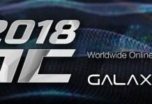 Galax GOC 2018 HWBot Featured