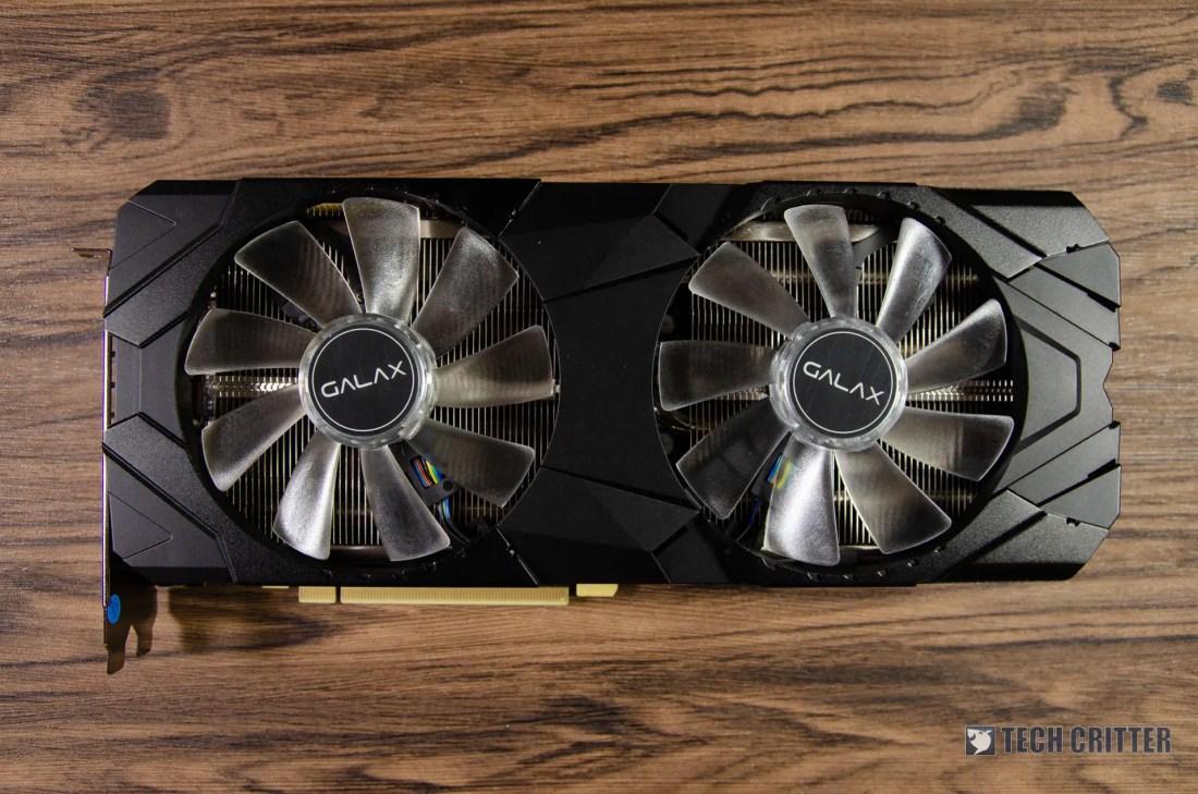 Galax GeForce RTX 2080 EX - 06