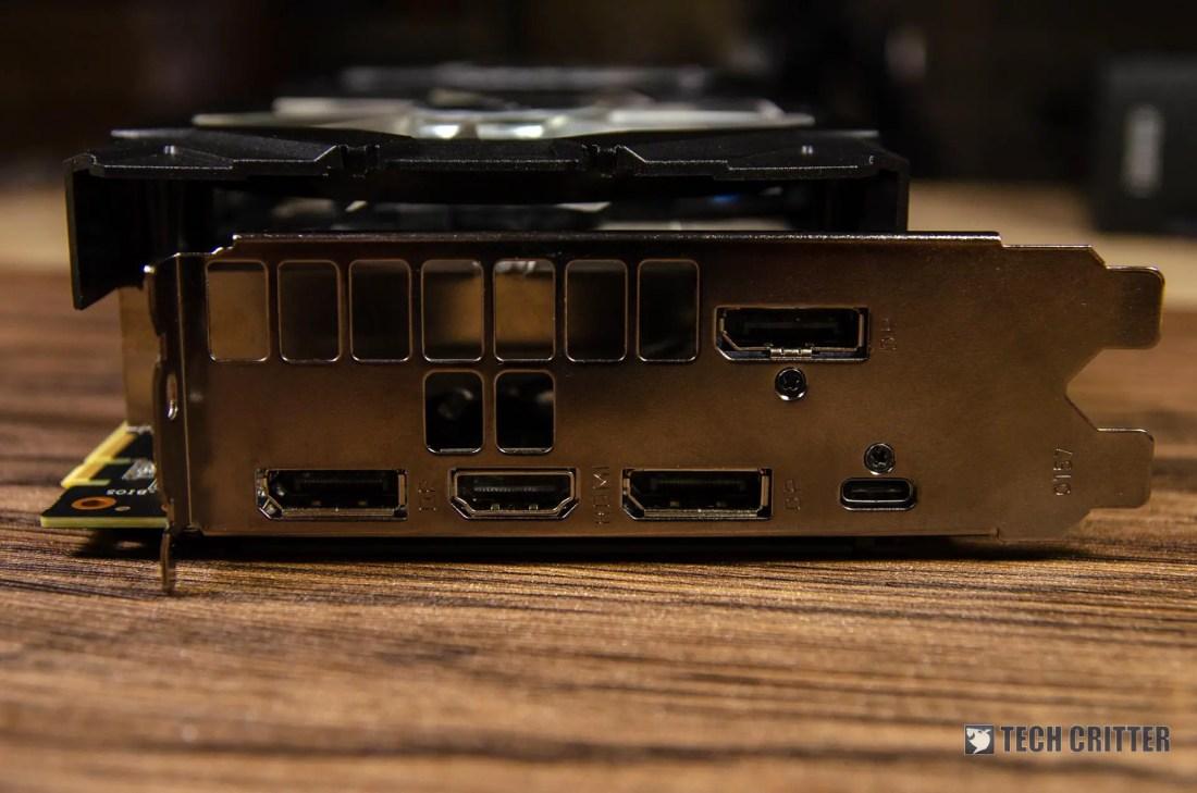 Galax GeForce RTX 2080 EX - 12