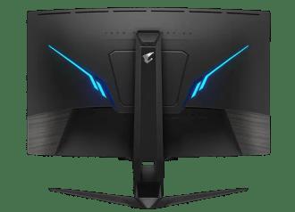 Gigabyte AORUS CV27Q Tactical Gaming Monitor (3)