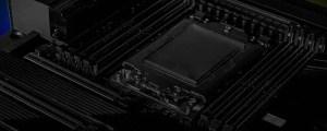 Gigabyte AORUS TRX40 Motherboard Teased