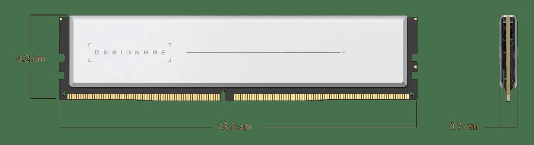 Gigabyte Designare DDR4 memory kit DDR4-3200 CL16-18-18-38 (1)