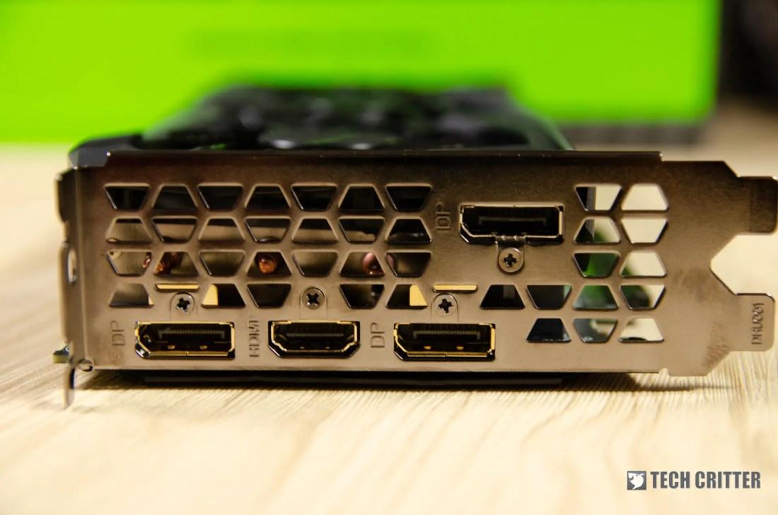 Gigabyte GeForce RTX 2060 Gaming OC Pro - 07