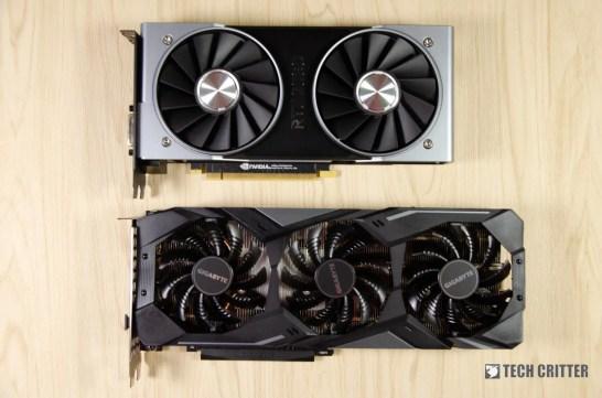 Gigabyte GeForce RTX 2060 Gaming OC Pro - 08