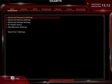 Gigabyte H370 AORUS Gaming 3 UEFI BIOS (1)