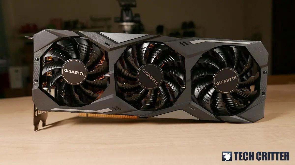 Gigabyte GeForce RTX 2080 SUPER Gaming OC 8G Review