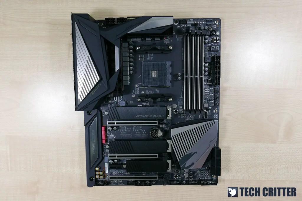 Gigabyte X570 AORUS Master (5)