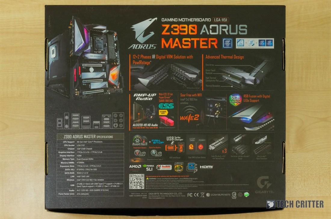 Gigabyte Z390 AORUS Master (1)