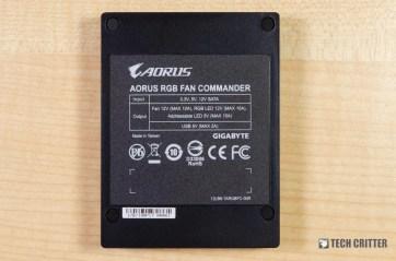 Gigabyte Z390 Aorus Xtreme Fan Commander (2)