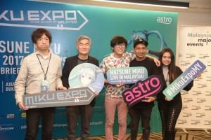 Hatsune Miku Expo in Malaysia
