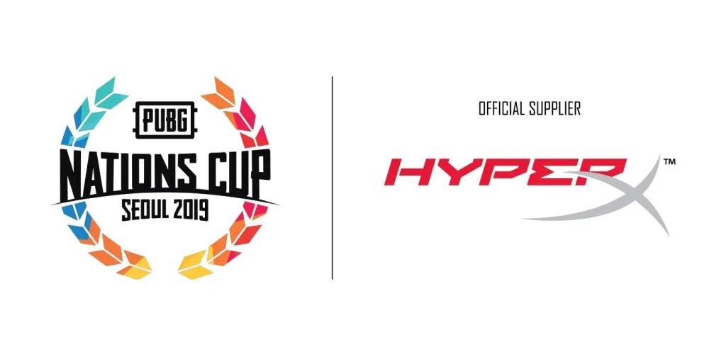HyperX Sponsoring PUBG Nations Cup