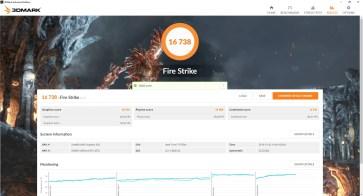 ILLEGEAR SELENITE Pro 3Dmark Fire Strike