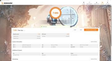 ILLEGEAR SELENITE Pro 3Dmark Time Spy