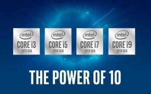 Intel Comet Lake-S CPU (2)