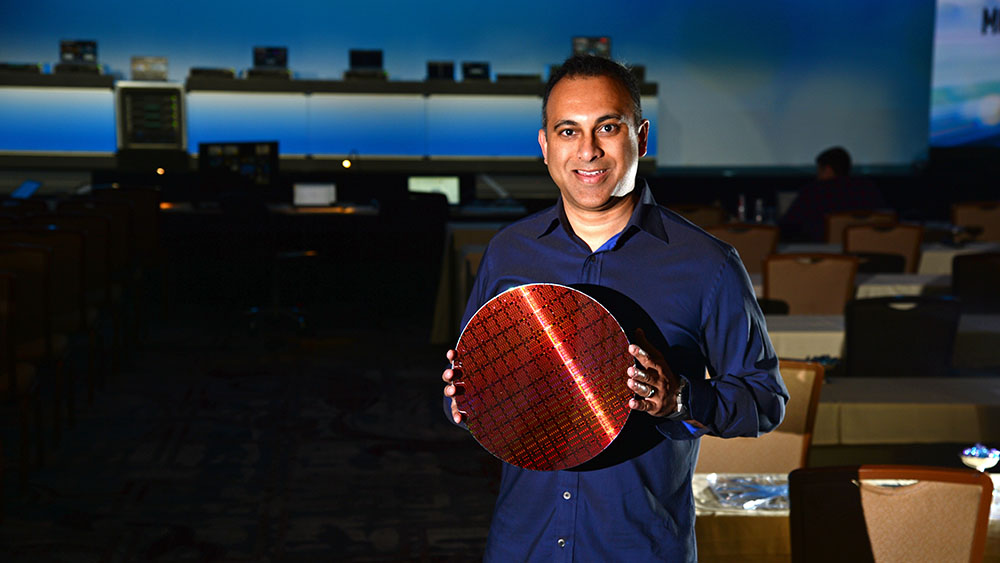 Navin Shenoy, Intel executive vice president and general manager
