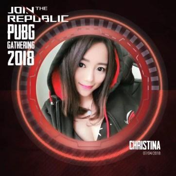 Christina Xiao Ting
