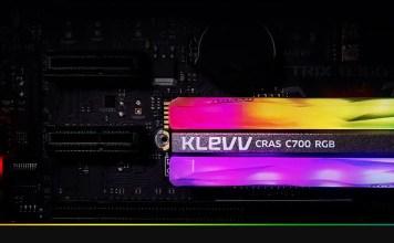 KLEVV CRAS C700 RGB Featured