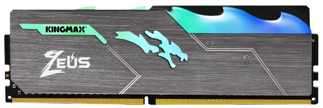 KINGMAX Launches Zeus Dragon DDR4 RGB Memory Kit 1