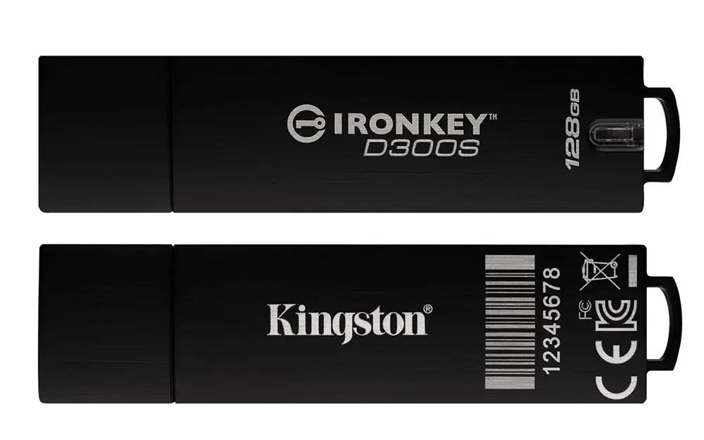 Kingston D300S