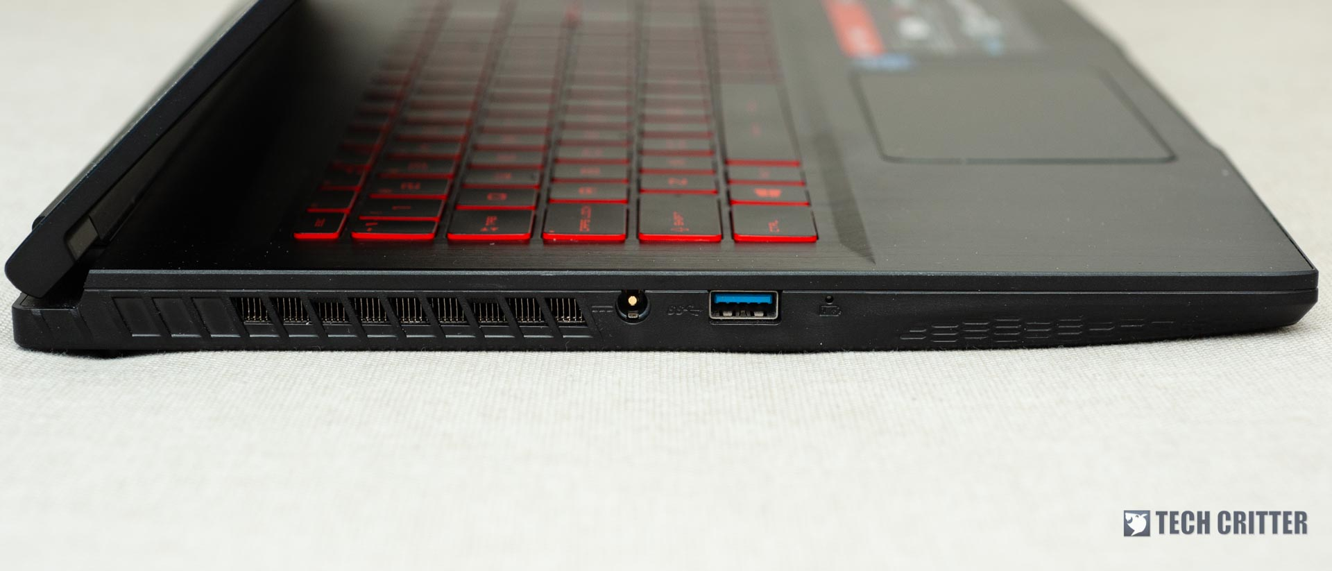 Review - MSI GF63 8RC Gaming Notebook (i7-8750H, 8GB