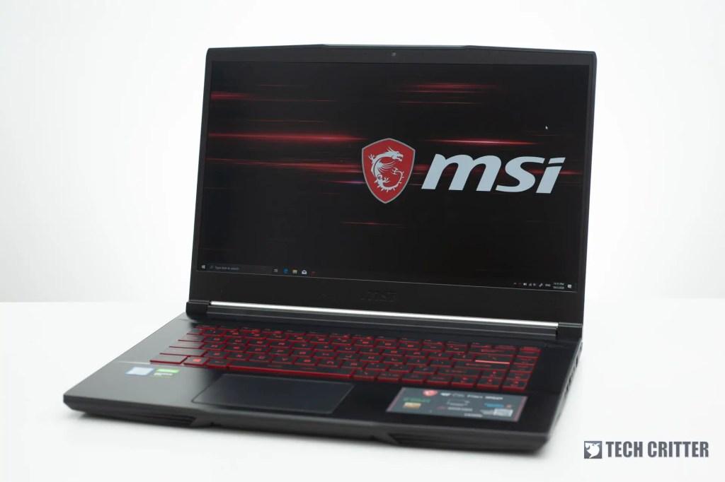 Review - MSI GF65 Thin 9SD (i5-9300H, GTX 1660 Ti, 8GB DDR4, 512GB) 34