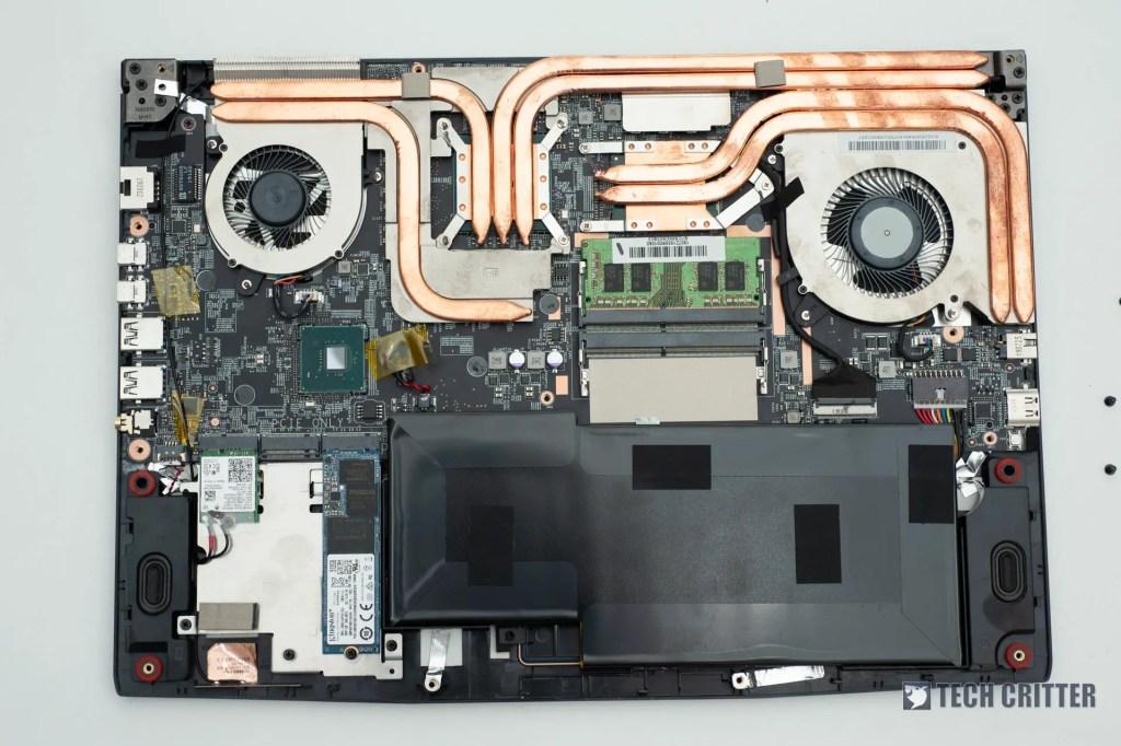 Review - MSI GF65 Thin 9SD (i5-9300H, GTX 1660 Ti, 8GB DDR4, 512GB) 45