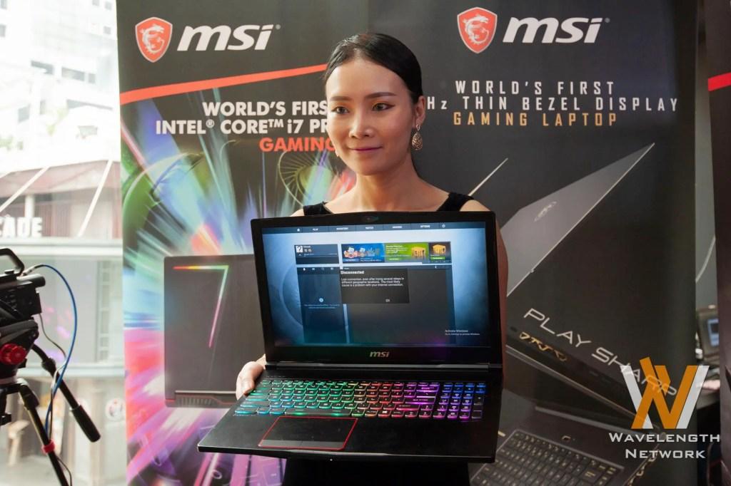 MSI GE63 Raider RGB
