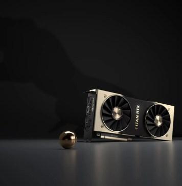 NVIDIA GeForce TITAN RTX Featured