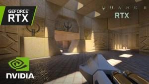 NVIDIA Quake II RTX Featured