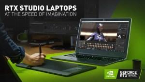 NVIDIA RTX Studio Laptops (1)