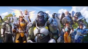 Overwatch 2 Announce Cinematic Zero Hour