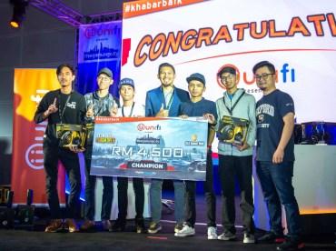 PUBG Mobile Open Champion - Gank.Fty