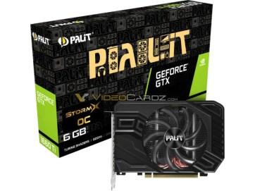 Palit GTX 1660 Ti Storm OC