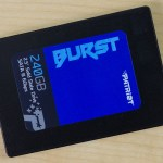 Patriot Burst SSD