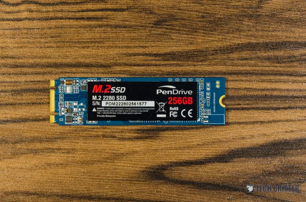 Pendrive M.2 SATA III SSD