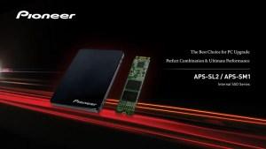 Pioneer APS-SL2 and APS-SM1-1 SSD (1)