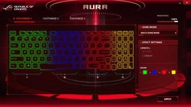 ROG Aura Core
