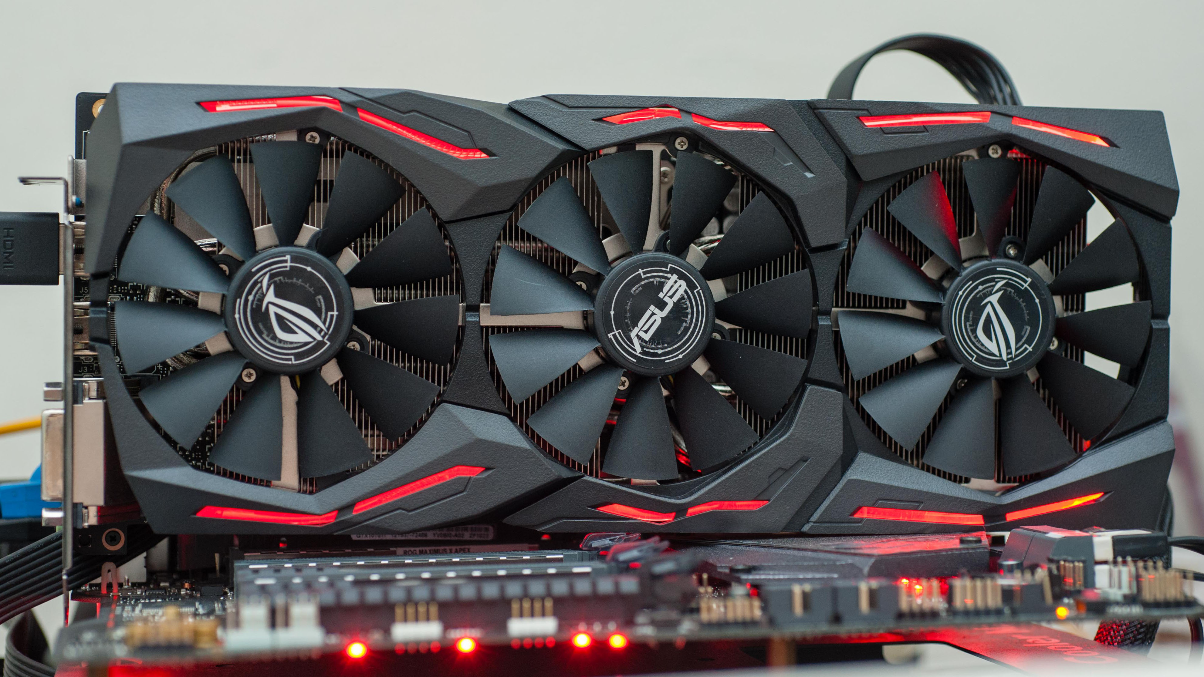 Review - ASUS ROG Strix GeForce GTX 1070 Ti Advanced Edition