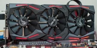 ASUS ROG Strix GeForce GTX 1070 Ti Advanced