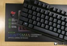 Razer Huntsman Tournament Edition Featured